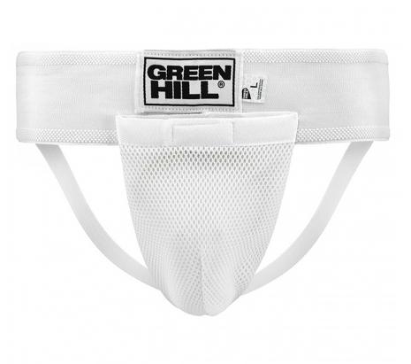 CSG-6048 Защита паха GENTS Green Hill мужская белая
