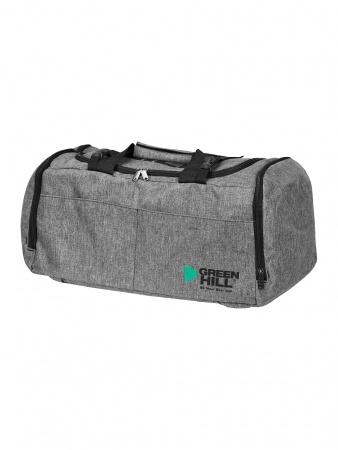 SSG-221 Сумка-рюкзак спортивная Green Hill серая