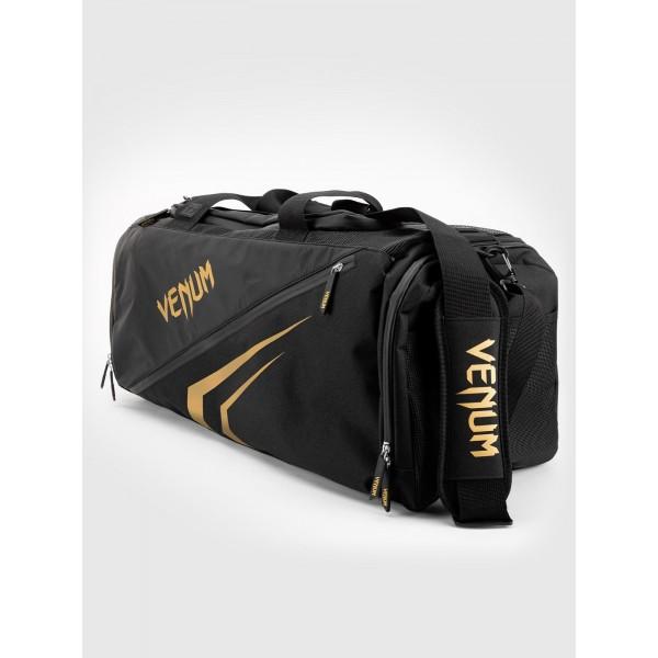 Сумка Venum Trainer Lite Evo Black/Gold